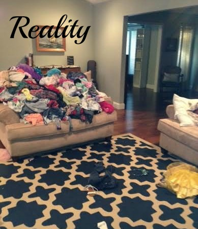 Real Living Rooms hey mom, pinterest ain't real life! - moms without answers