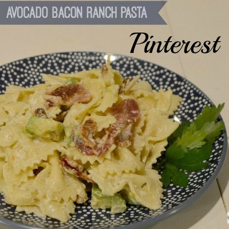Pasta-Salad Pinterest