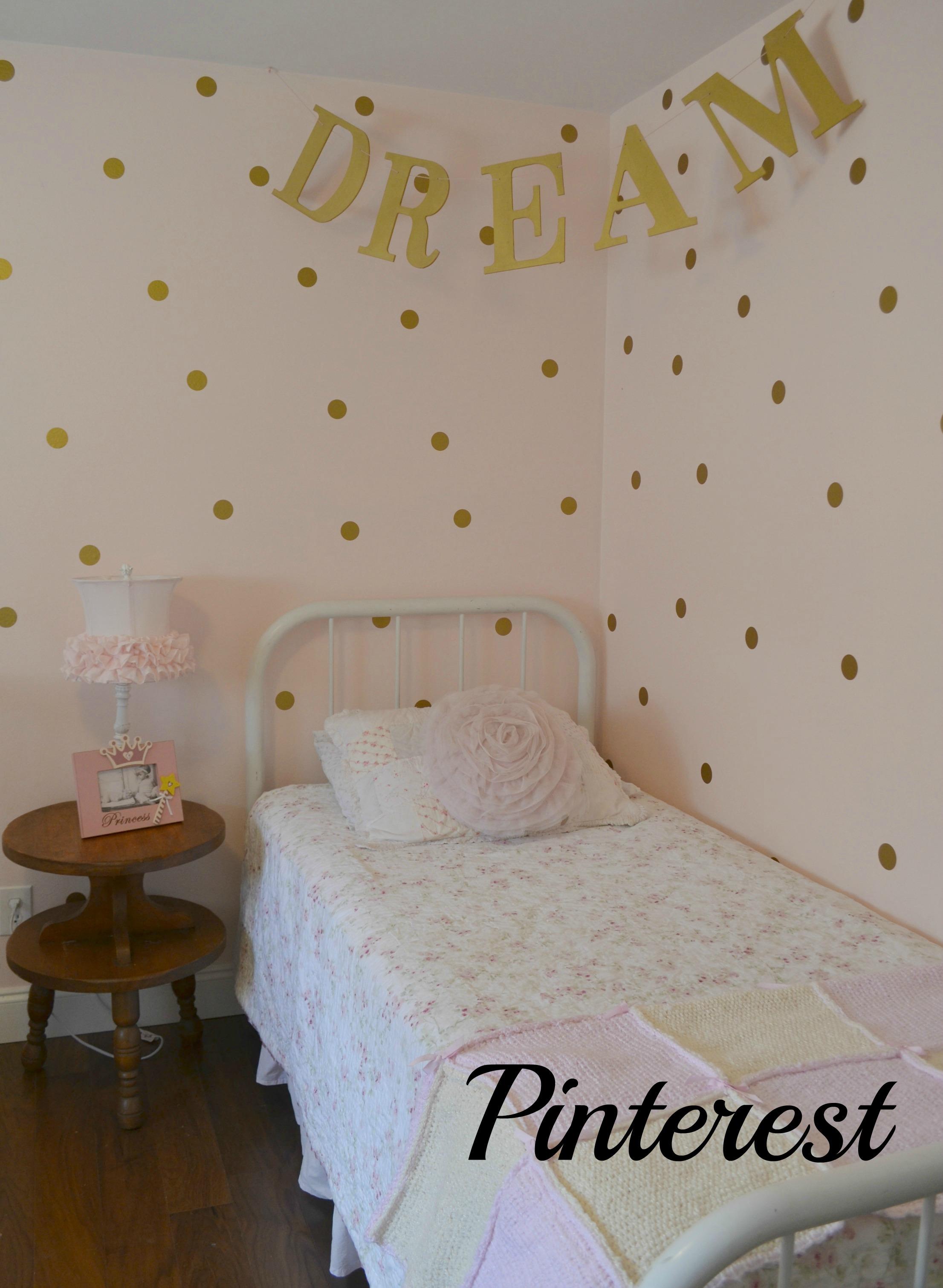 Pinterest Girls Room