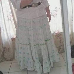 Broom stick skirt 2000