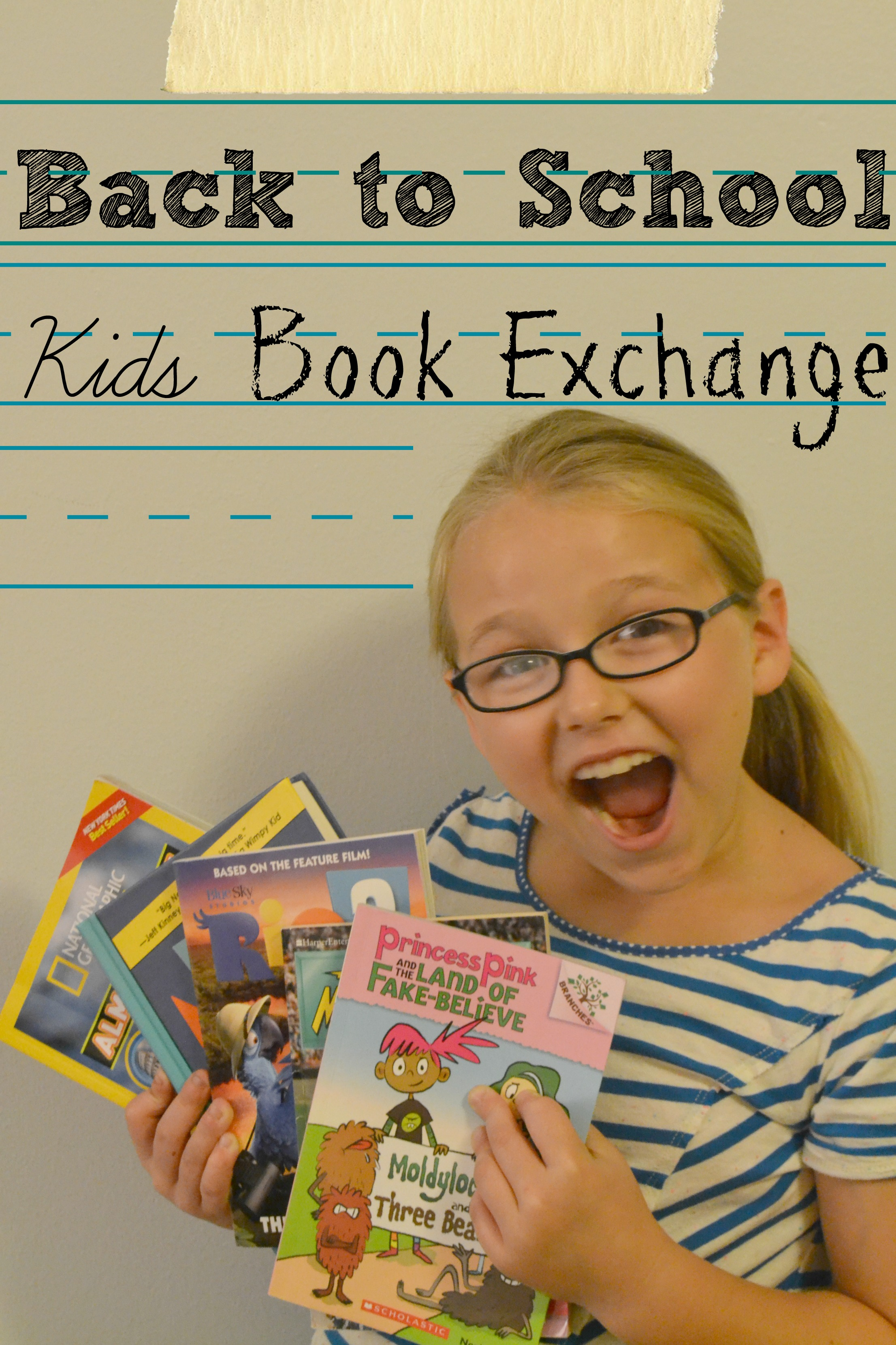 Back to School Book Exchange