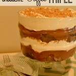 Chocolate Toffee Trifle