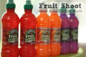 Fruit Shoot Have a Ball Stunt Hunt