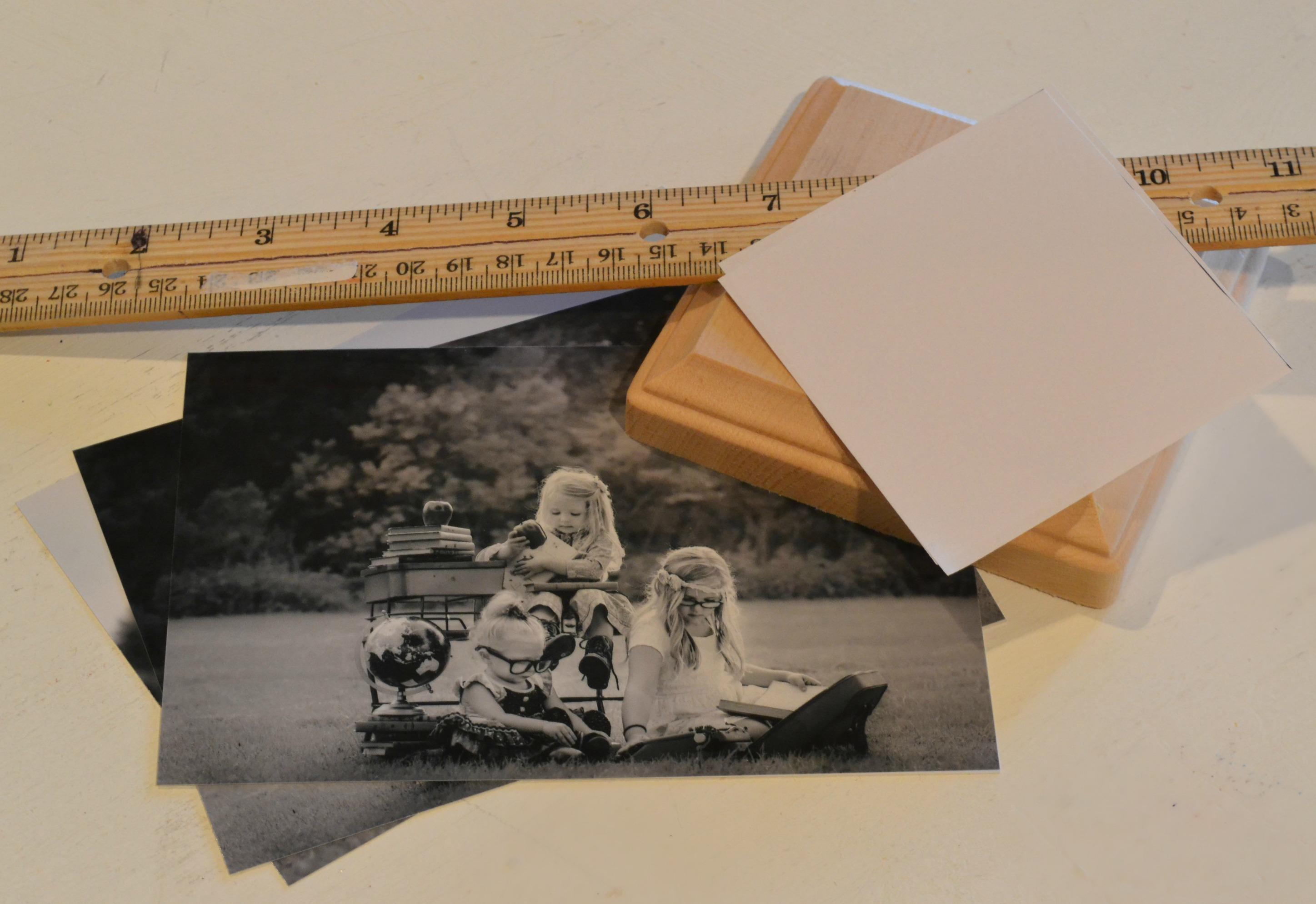Picture Frame Magnet 2