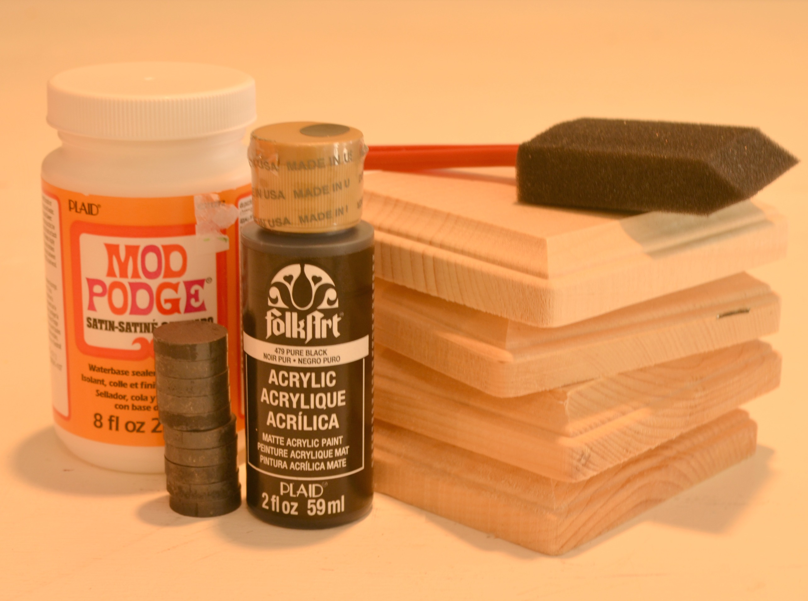 Picture Frame Magnet Supplies