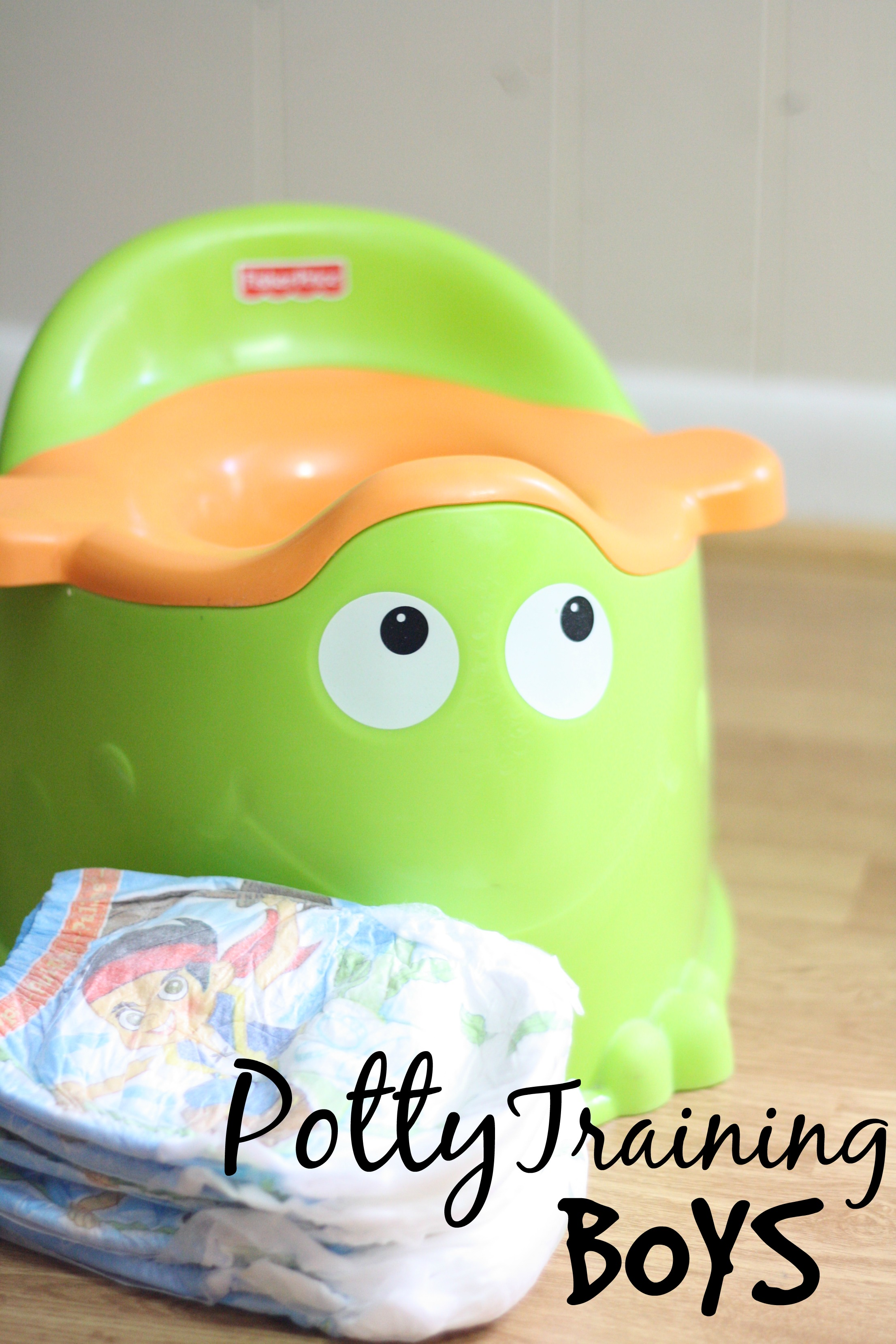 how to potty train a boy quickly