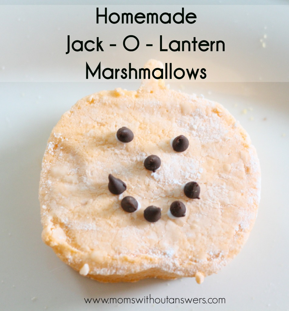homemadejackolanternmarshmallows