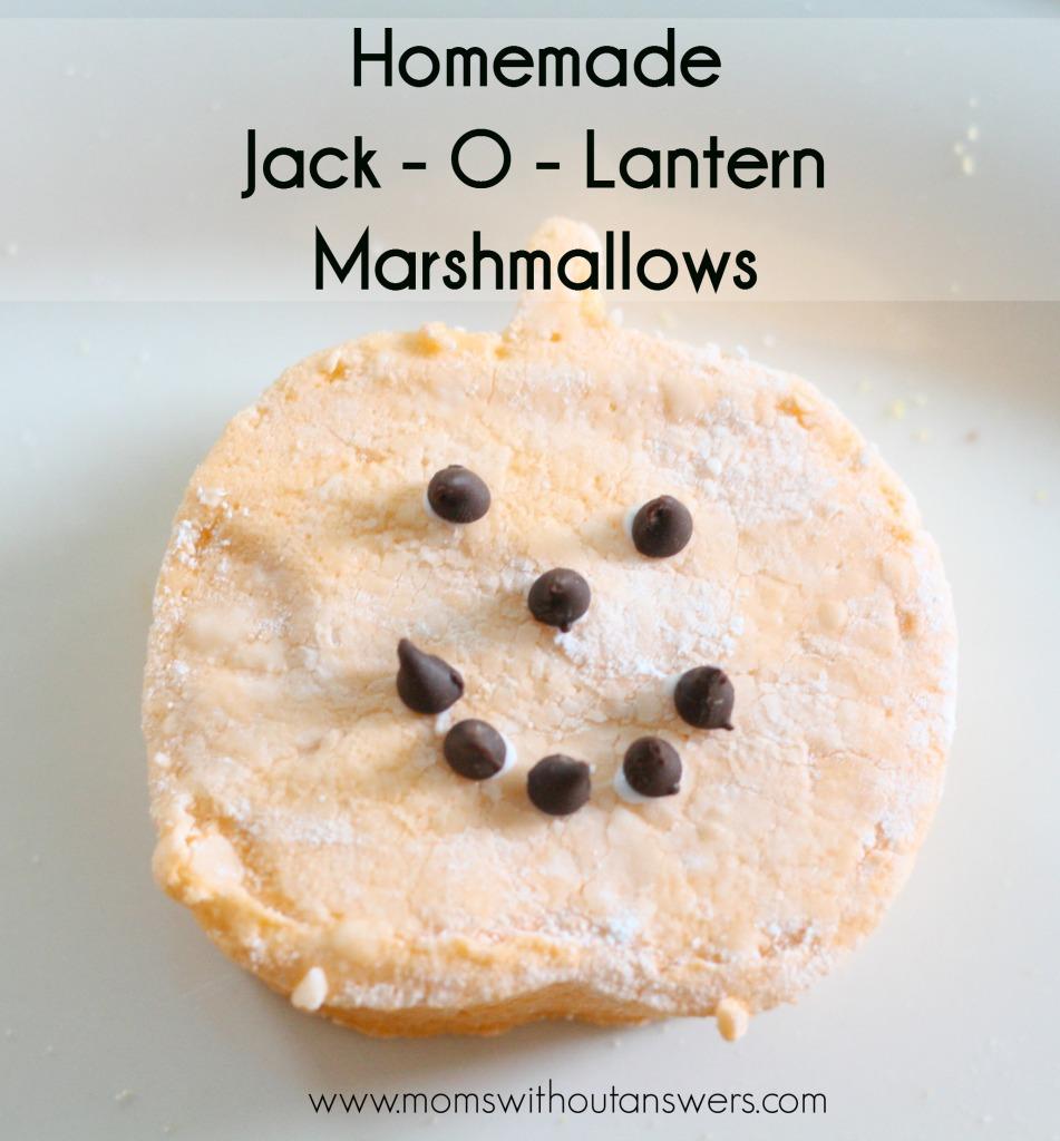 homemadejackolanternmarshmallows