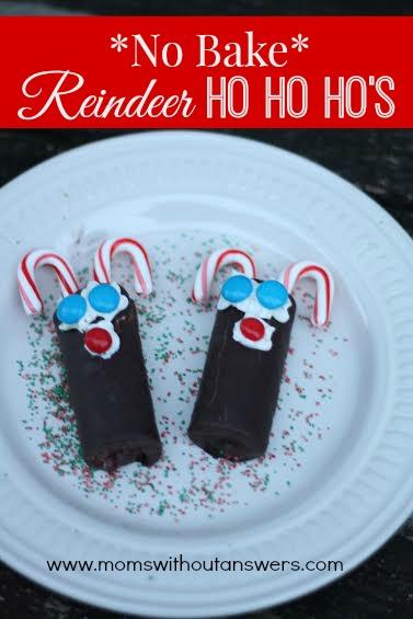 Reindeer Ho Ho Ho's