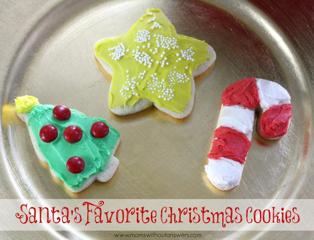 Santasfavoritechristmascookies