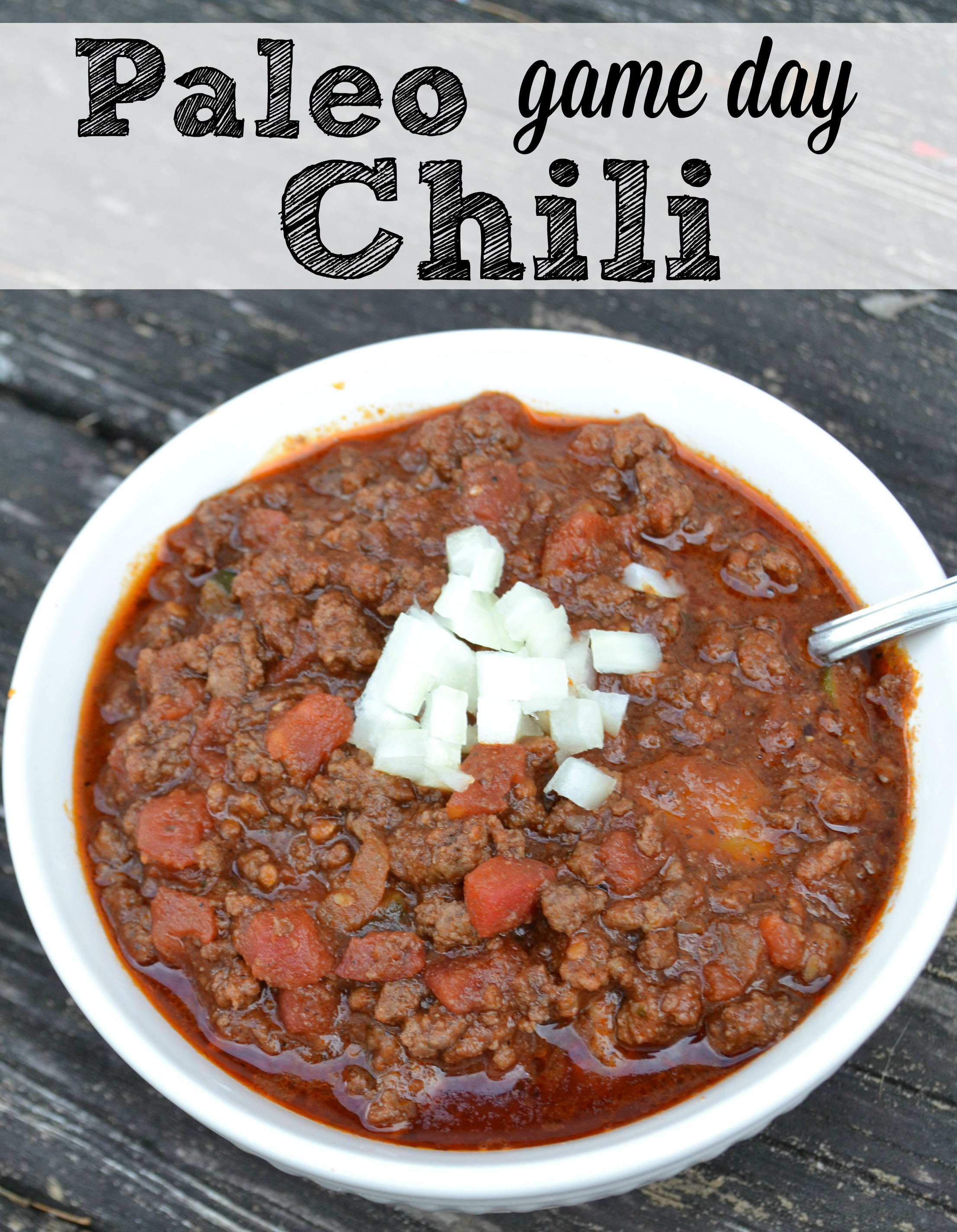 Paleo Game Day Chili