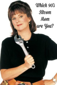 Which 90's Sitcom Mom Are You?