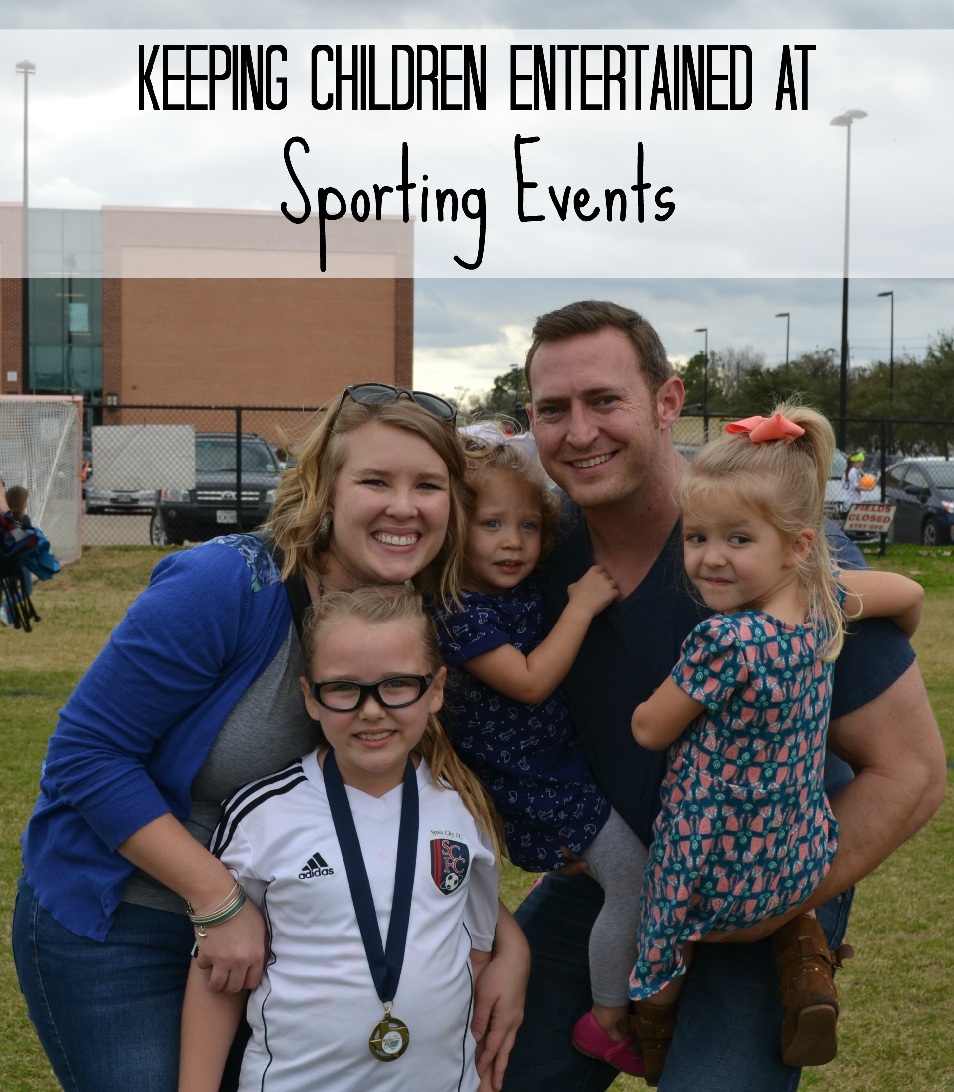 Keeping Children Entertained at Sporting Events