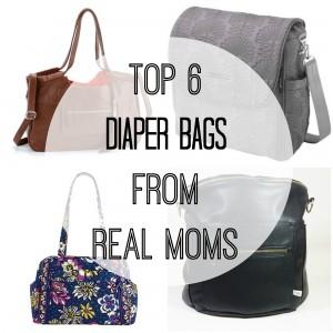 Top 6 Diaper Bags