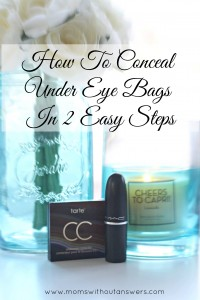 Conceal Your Under Eye Bags