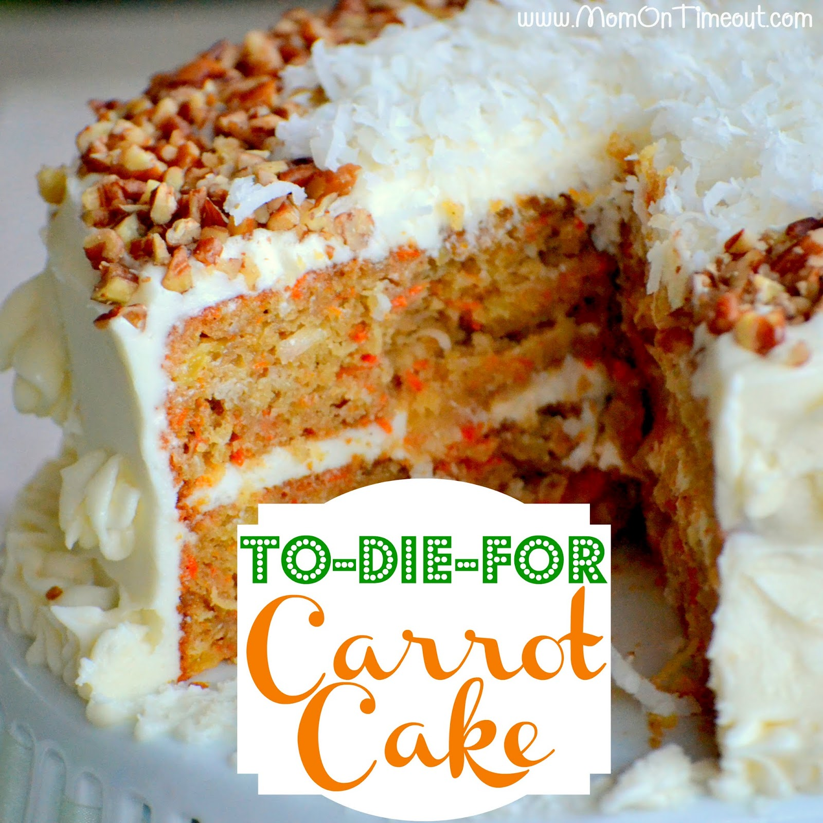 Carrot Cake With Honey And Applesauce