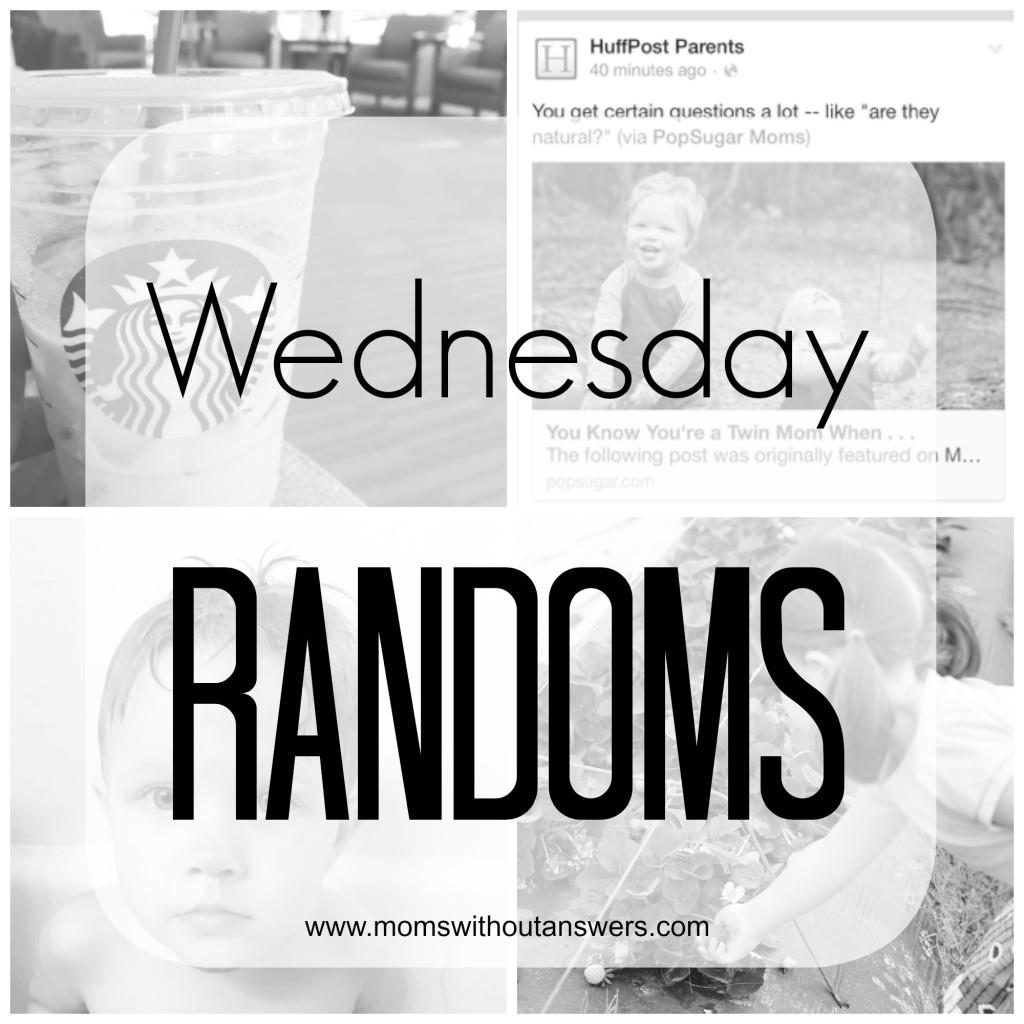 wednesdayrandoms