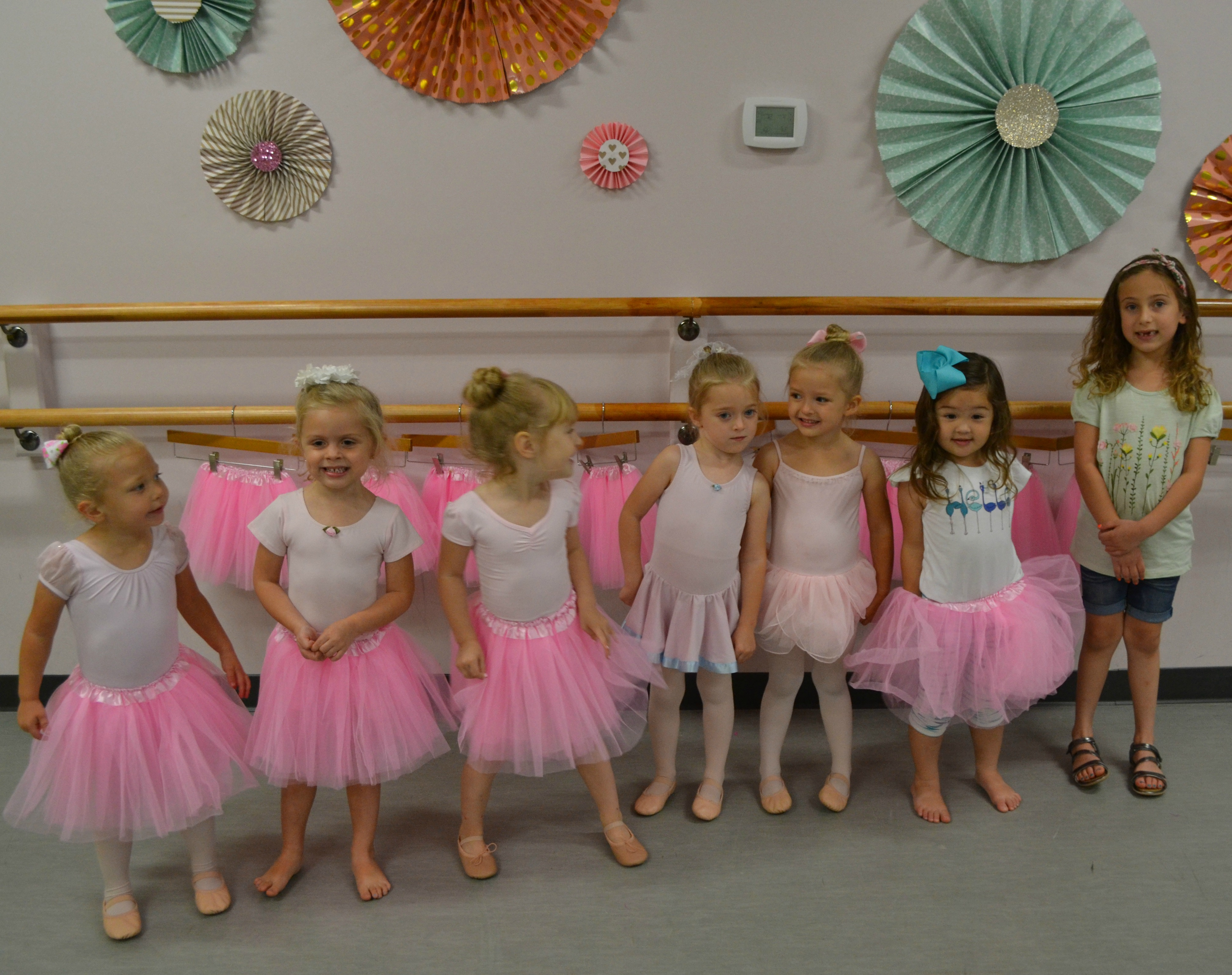Ballet Party Friends