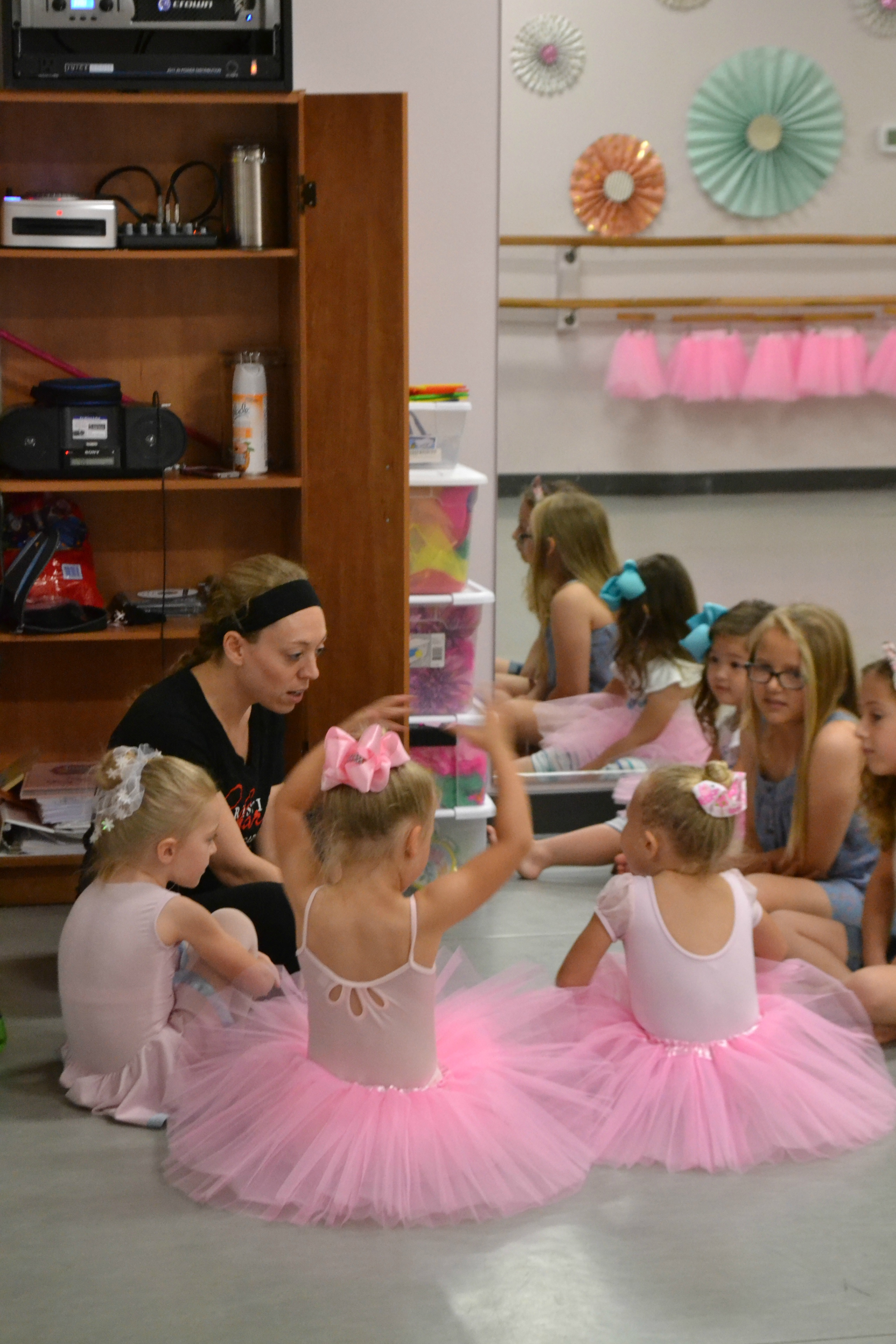 Ballet Party Introductions