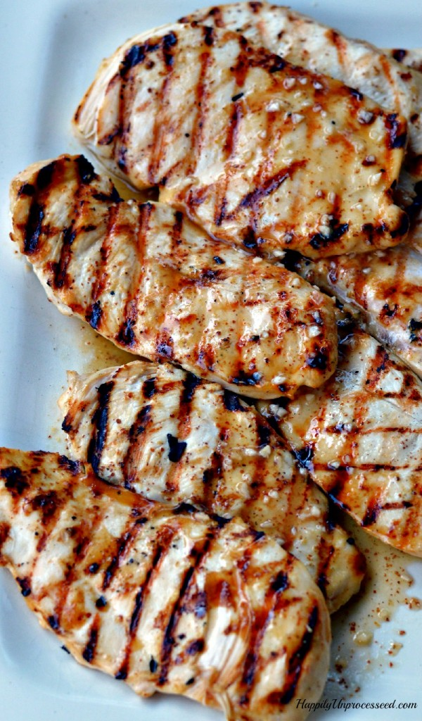 Best Grilled Chicken