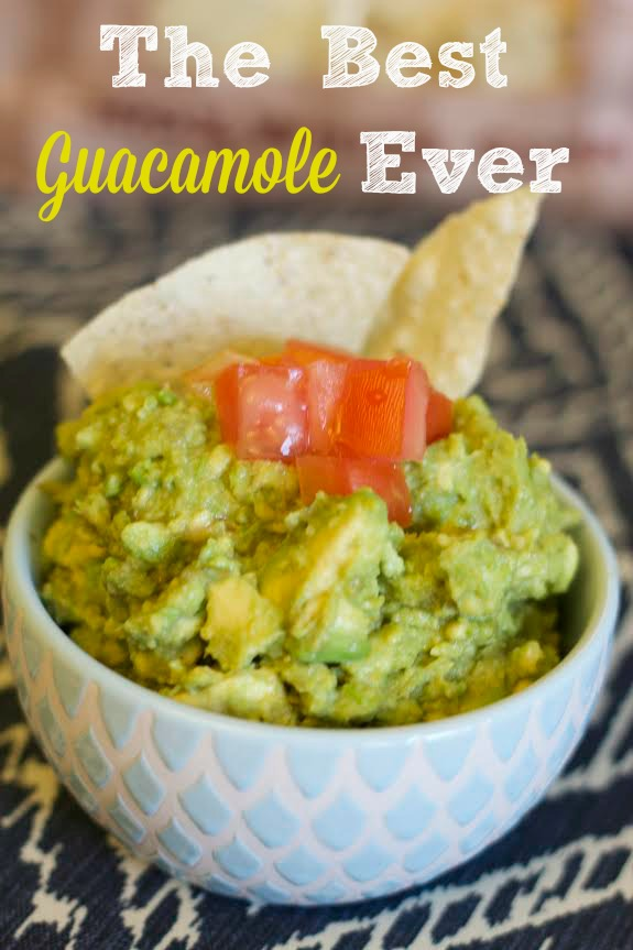 The Best Guacamole Ever from Moms Without Answers