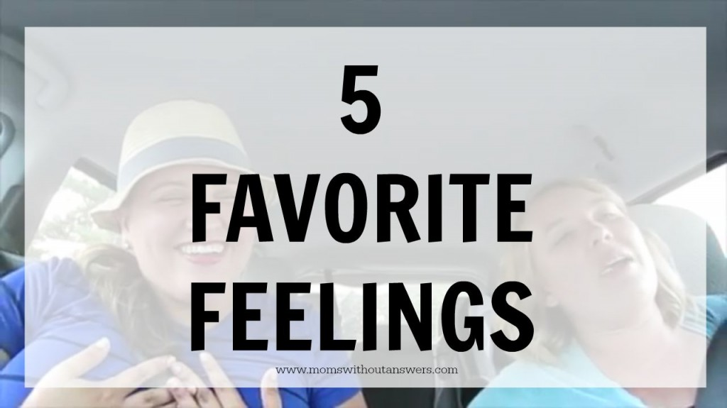 5favoritefeelings