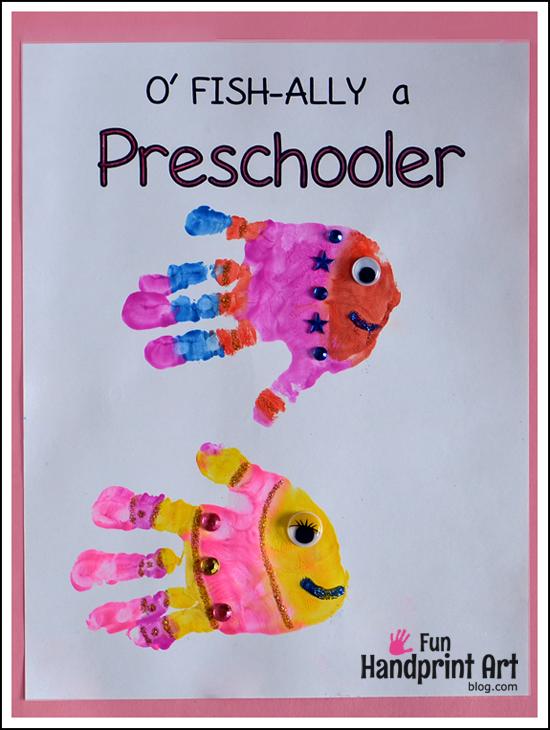 Handprint-Fish-Preschool-Printable-fpr-1st-Day-of-School