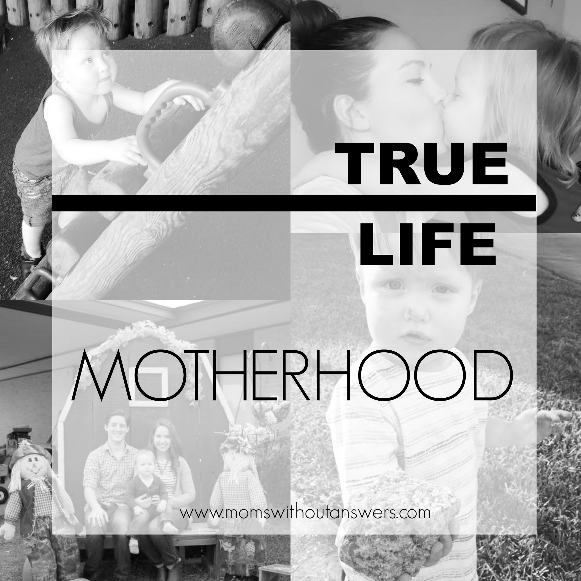 True Life Motherhood Beauty and the Binky