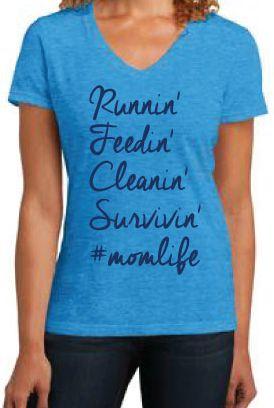 #momlife shirt