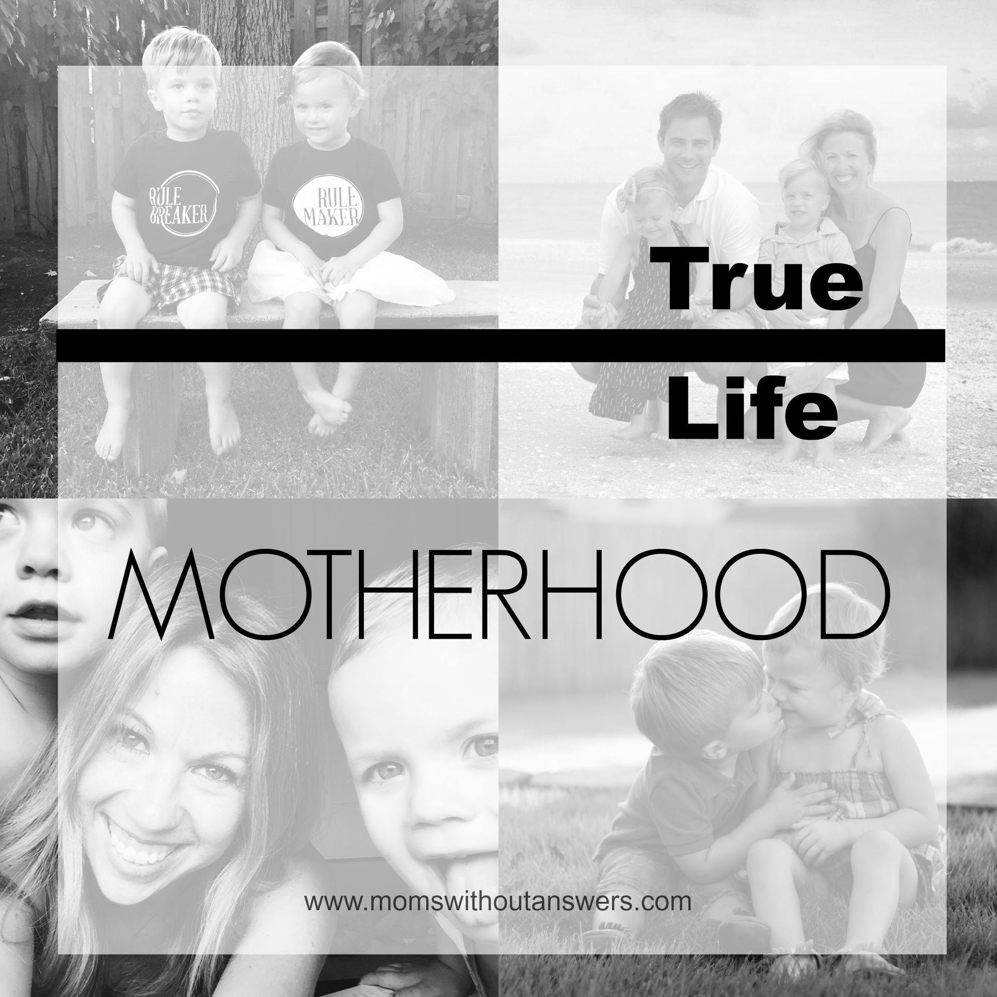 True Life Motherhood Twin Talk