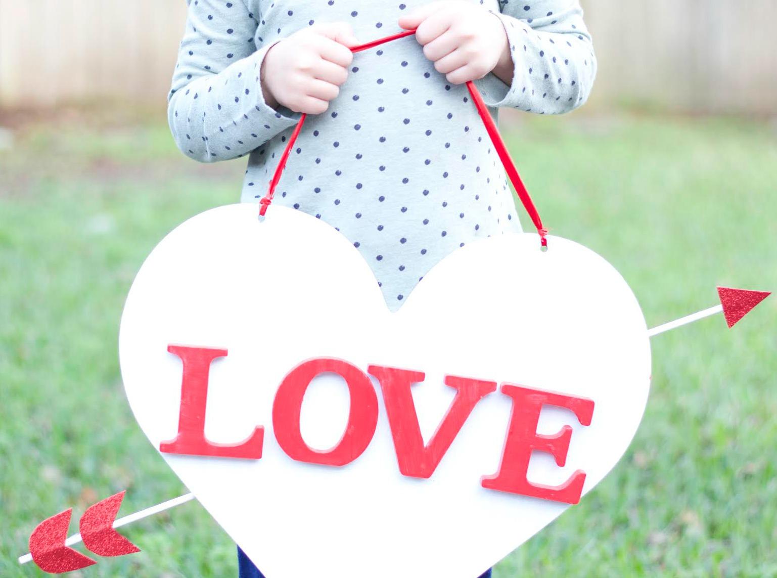 Love Door Decor