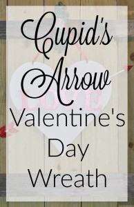 Cupid's Arrow Valentine's Day Wreath