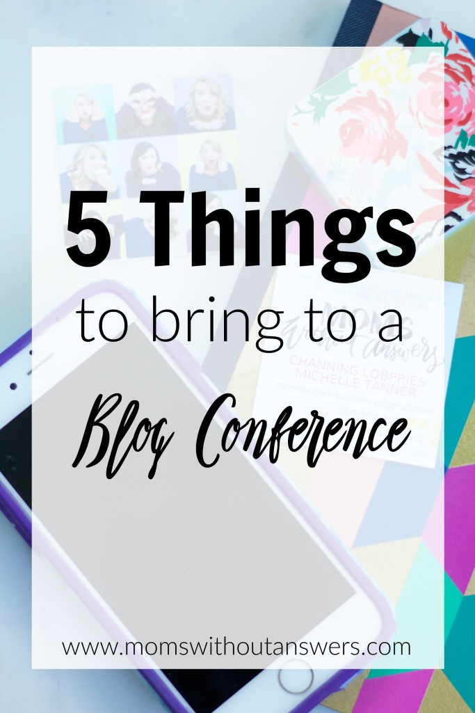5thingstobringtoablogconference