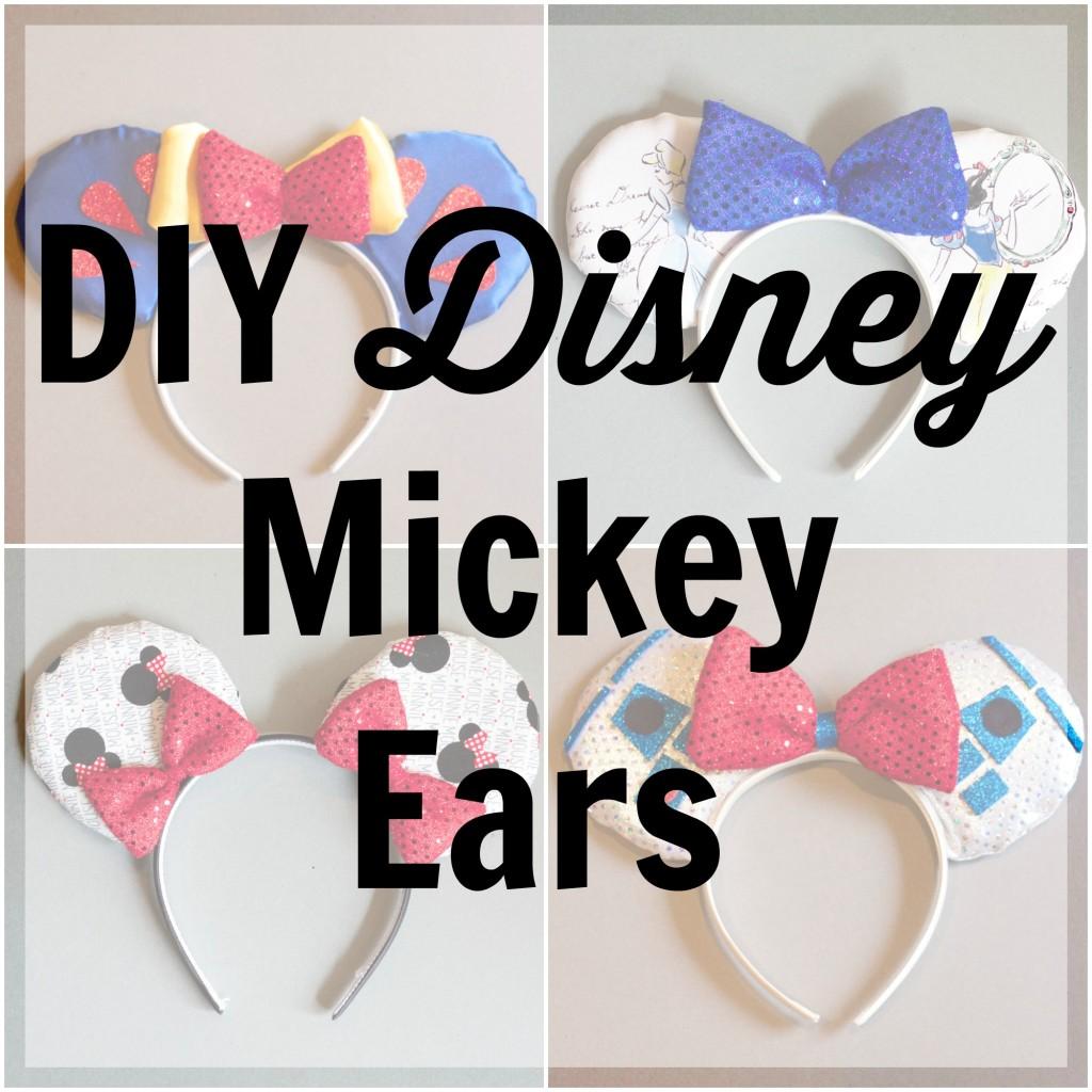 Diy Disney Mickey Ears Houston Mommy And Lifestyle