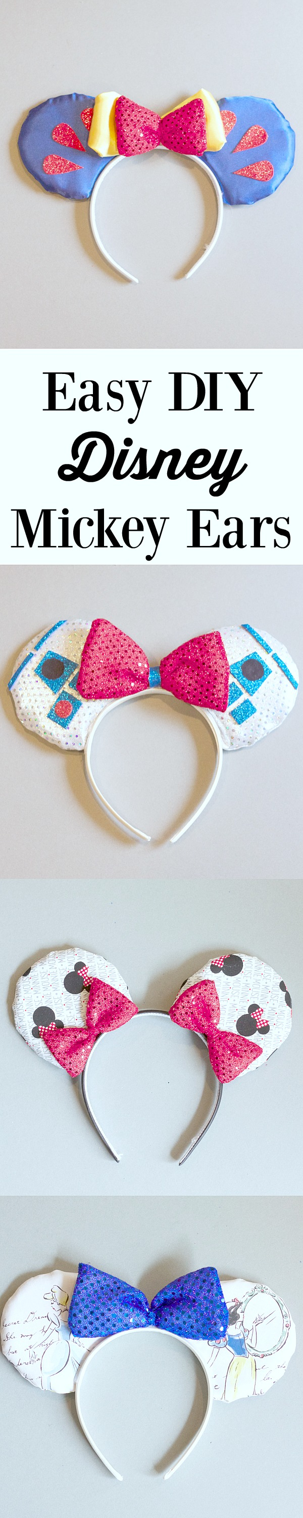 Diy Disney Mickey Ears Houston Mommy And Lifestyle Blogger Moms