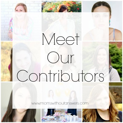 Meet Our Contributors