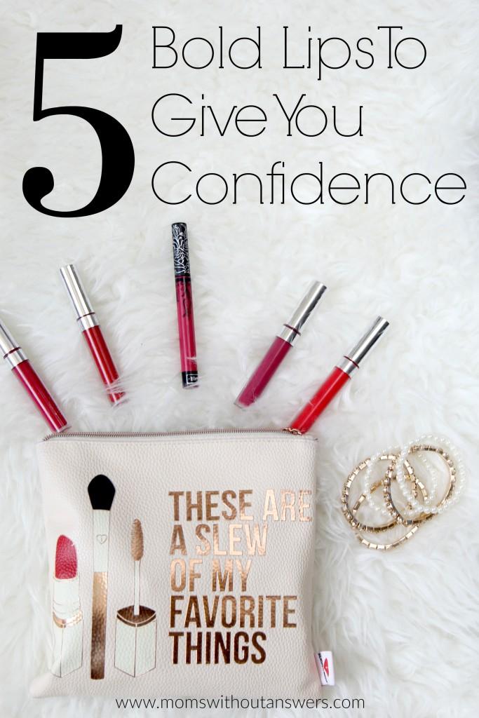 5BoldLipstoGiveYouConfidence