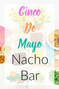 Cinco De Mayo Nacho Bar