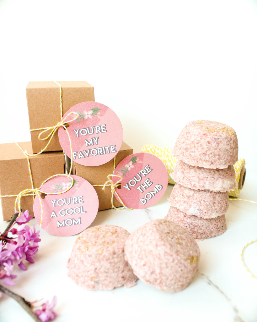 Mother's Day Bath Bombs