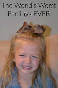The World's Worst Feelings Ever