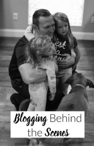Blogging Life, Behind the Scenes- this post is the perfect representation of life. Crazy, chaotic and beautiful.