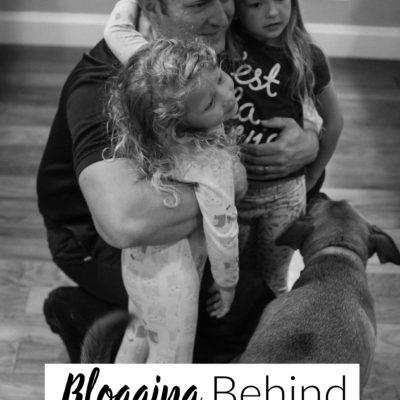 Blogging Life, Behind the Scenes