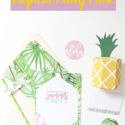 Tropical Party Pack