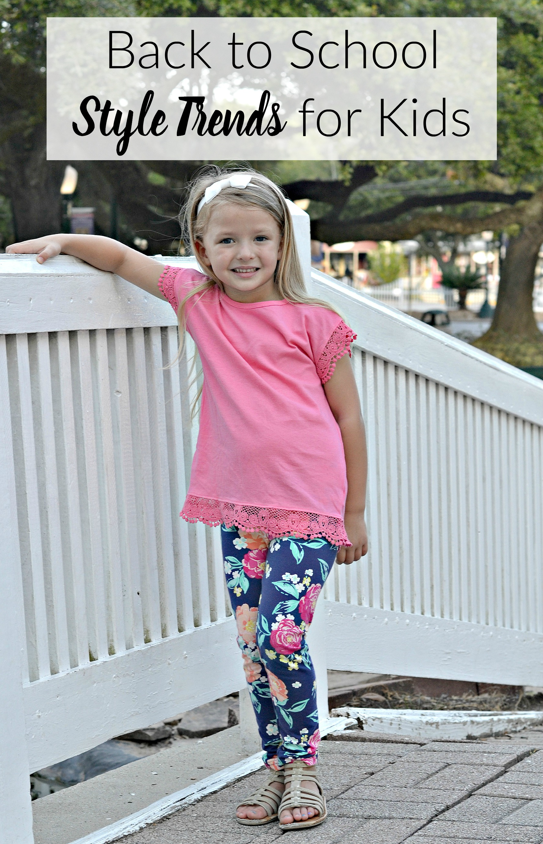 Back To School Style Trends For Kids Moms Without Answers