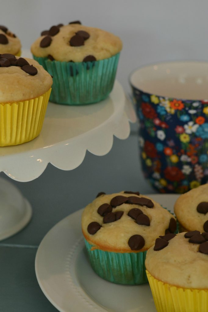Chocolate Chip Pancake Muffins-5 Make Ahead Back to School Breakfast Recipes