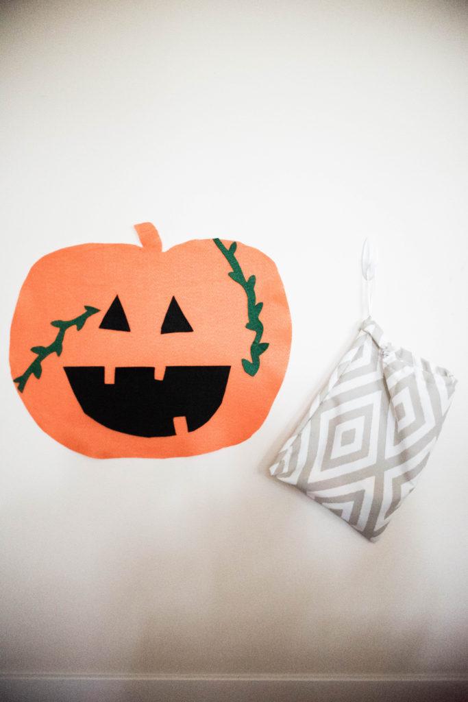 Felt Fall Pumpkin Toddler-9