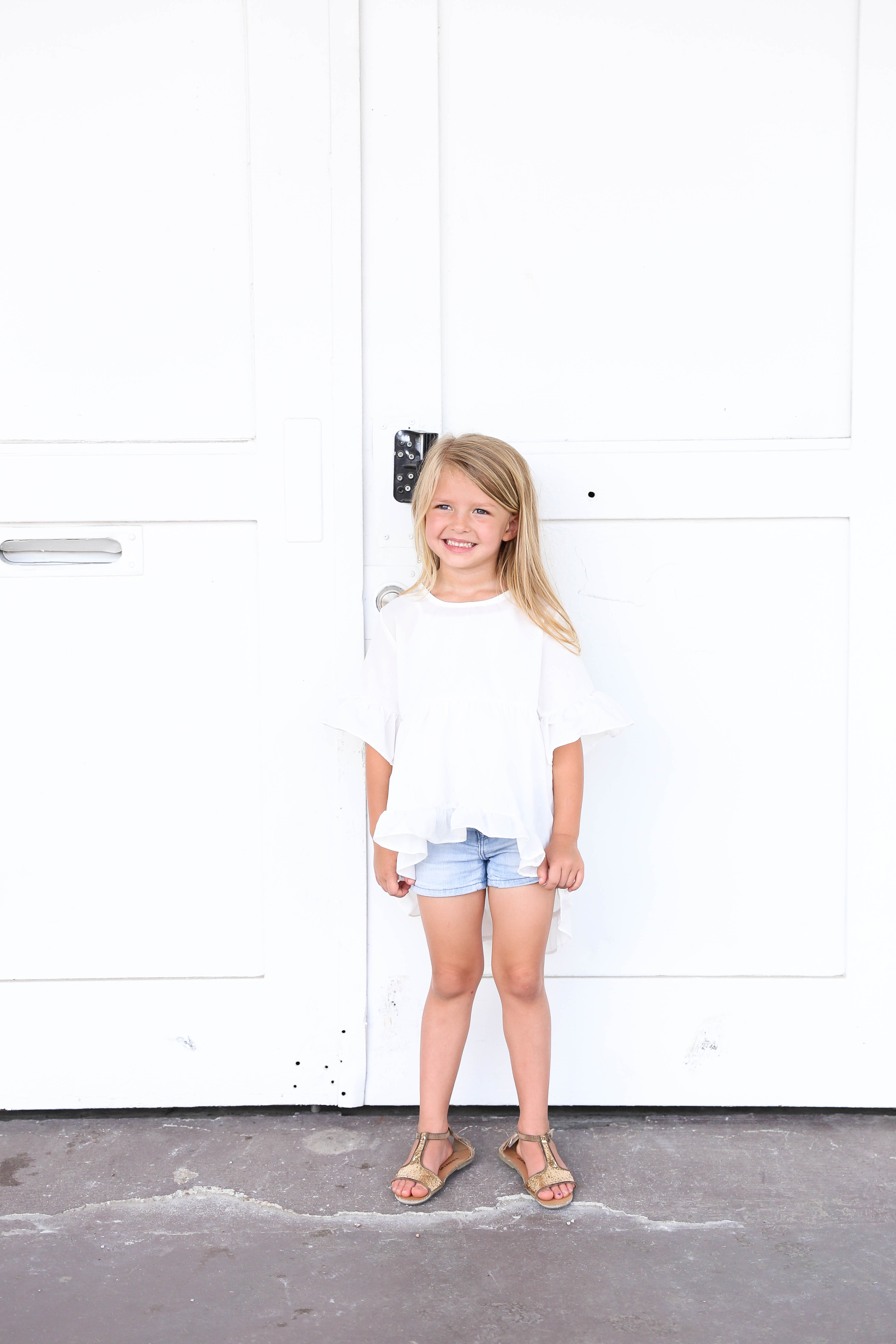 A Letter to My Daughter Before Kindergarten
