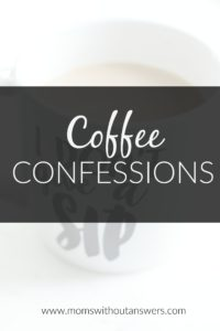 Coffee Confessions