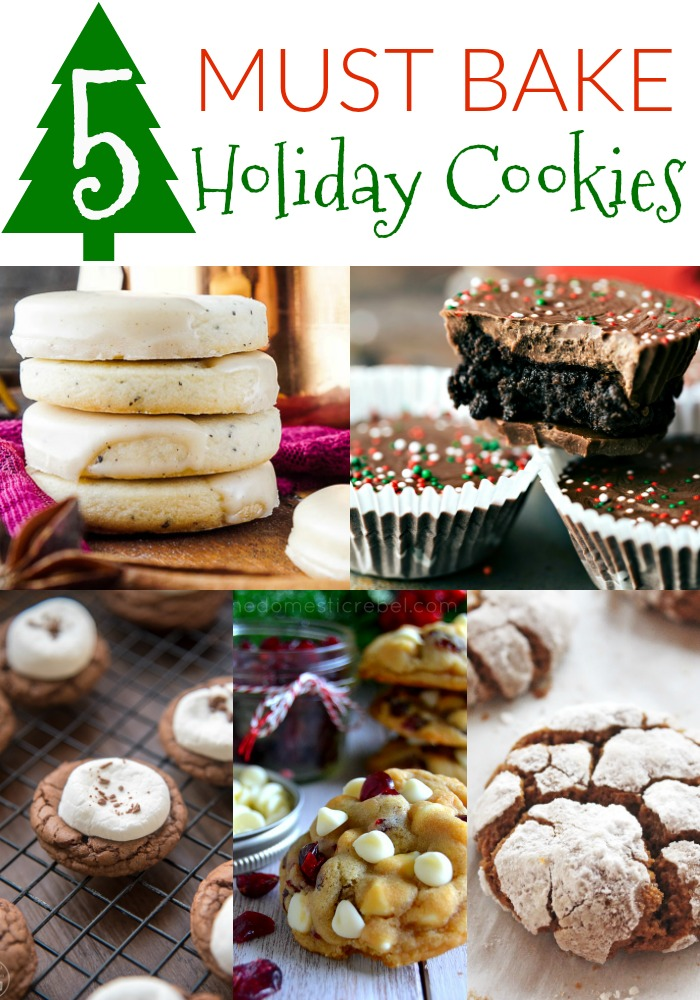 5mustbakeholidaycookies