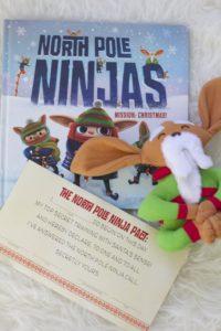 North Pole Ninjas: A New Tradition